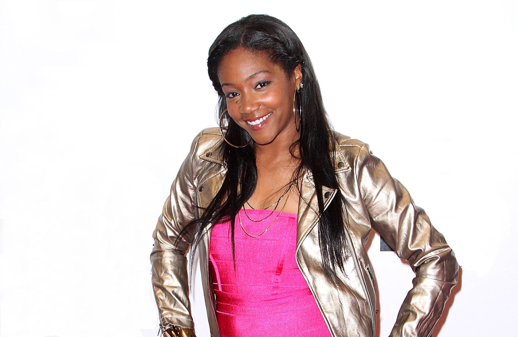 Ready for Tiffany? - Tiffany Haddish may very well be one of comedy's best kept secrets. She's done everything ? stand-up, comedy writing and even had a few roles in some TV shows here and there. Check out how she's managed to master the art of funny. (Photo: Maury Phillips/Getty Images for BET)