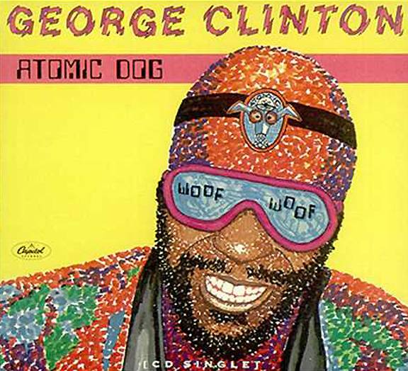 """George Clinton, 'Atomic Dog' - Bow-wow-wow-yippy-yo-yippy-yay: This 1982 funk classic was the P-Funk crew's last R&B chart No. 1, but it's been immortalized through dozens of rap songs, including Tupac's """"Holler If You Hear Me"""" and, of course, Snoop Dogg's """"Who Am I? (What's My Name).""""  (Photo: Capital Records)"""