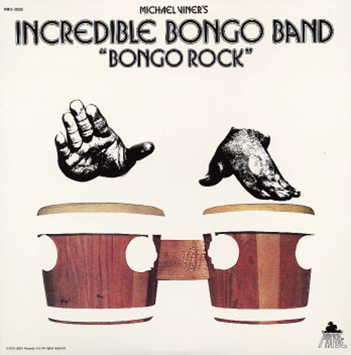 """The Incredible Bongo Band, 'Apache' - The New York Times quoted DJ Kool Herc calling this song """"the national anthem of hip hop,"""" and who are we to disagree with the genre's godfather? One of the earliest B-boy breaks, the percussion-filled song from the 1972 album Bongo Rockhas been sampled by Nas (""""Made You Look""""), Missy Elliott (""""We Run This"""") and several key old-school hits.  (Photo: Pride Records)"""