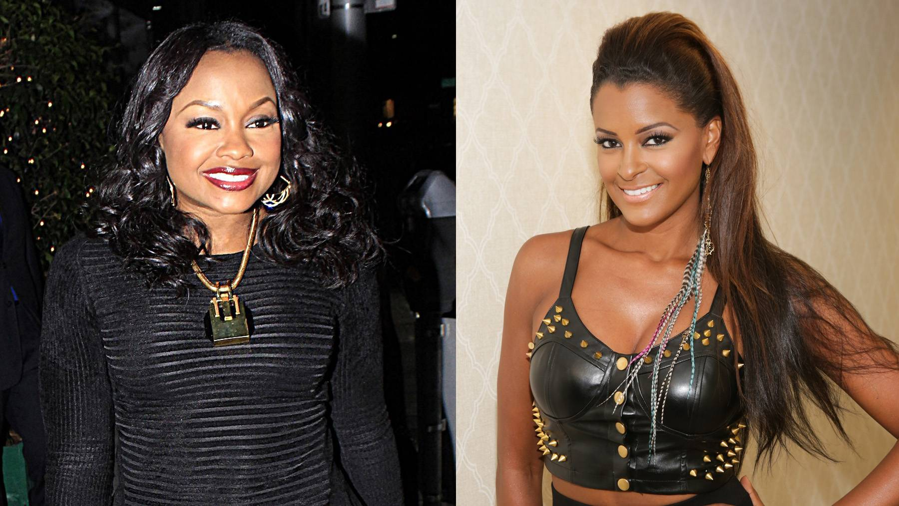"""Claudia Jordan Claps Back at Phaedra - We already know that Phaedra Parks is queen of nice nasty shade throwing. She recently went on Ellen for an interview and played a Real Housewives of Atlanta word-association game where she referred to Claudia Jordan as """"Kenya Moore Jr."""" Jordan then went on the Rickey Smiley Morning Showand responded with equal parts shade.?Phaedra is an amazing actress, I highly recommend that after she?s done working at the mortuary, a lawyer this and that, I think that she has an amazing career in the movies. Phaedra, I salute you,"""" she said insinuating that Parks is lying about not knowing that Apollo may have been involved in criminal activity.Jordan then added, ?I have nothing for Phaedra, she?s extremely polite to me but then she goes on Ellen and runs her mouth on me. She called me Kenya Jr. or Satan Jr. or something like th..."""
