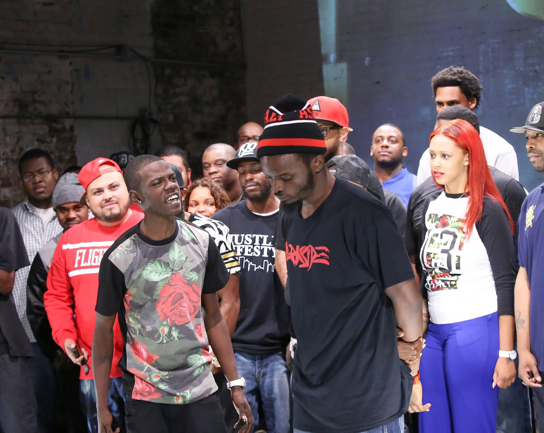 Real Rap - (Photo: Bennett Raglin/BET/Getty Images)