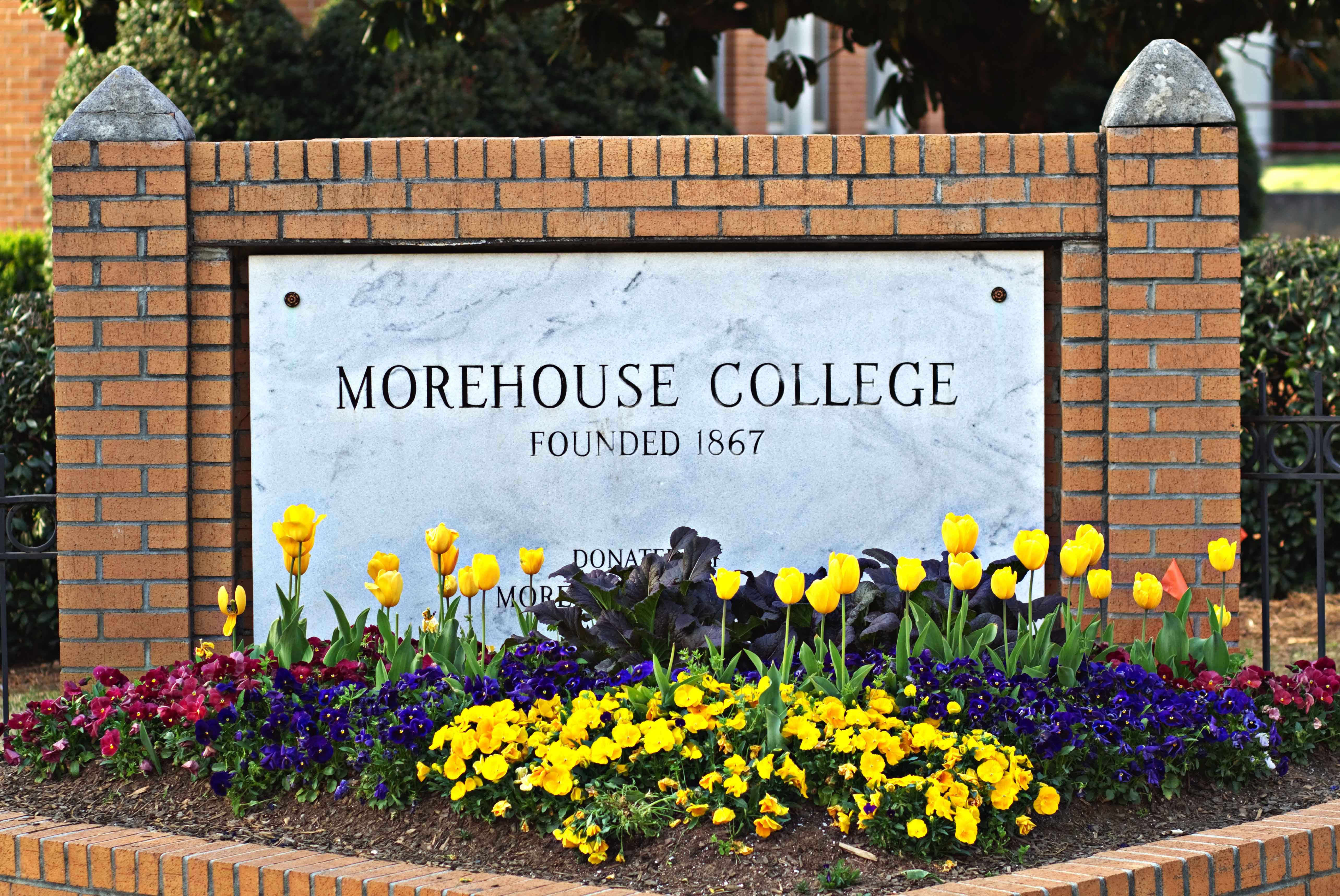 Morehouse Receives $5 Million Gift to Revamp MLK Chapel - The Woodruff Foundation awarded Morehouse College a $5 million gift to restore the Martin Luther King Jr. International Chapel. Morehouse president John Wilson said the gift was ?poetic? as he was part of the first class in 1979 to graduate in the King Chapel. The $5 million is more than half of the $7 million needed to repair the chapel.(Photo: Courtesy of Morehouse College)