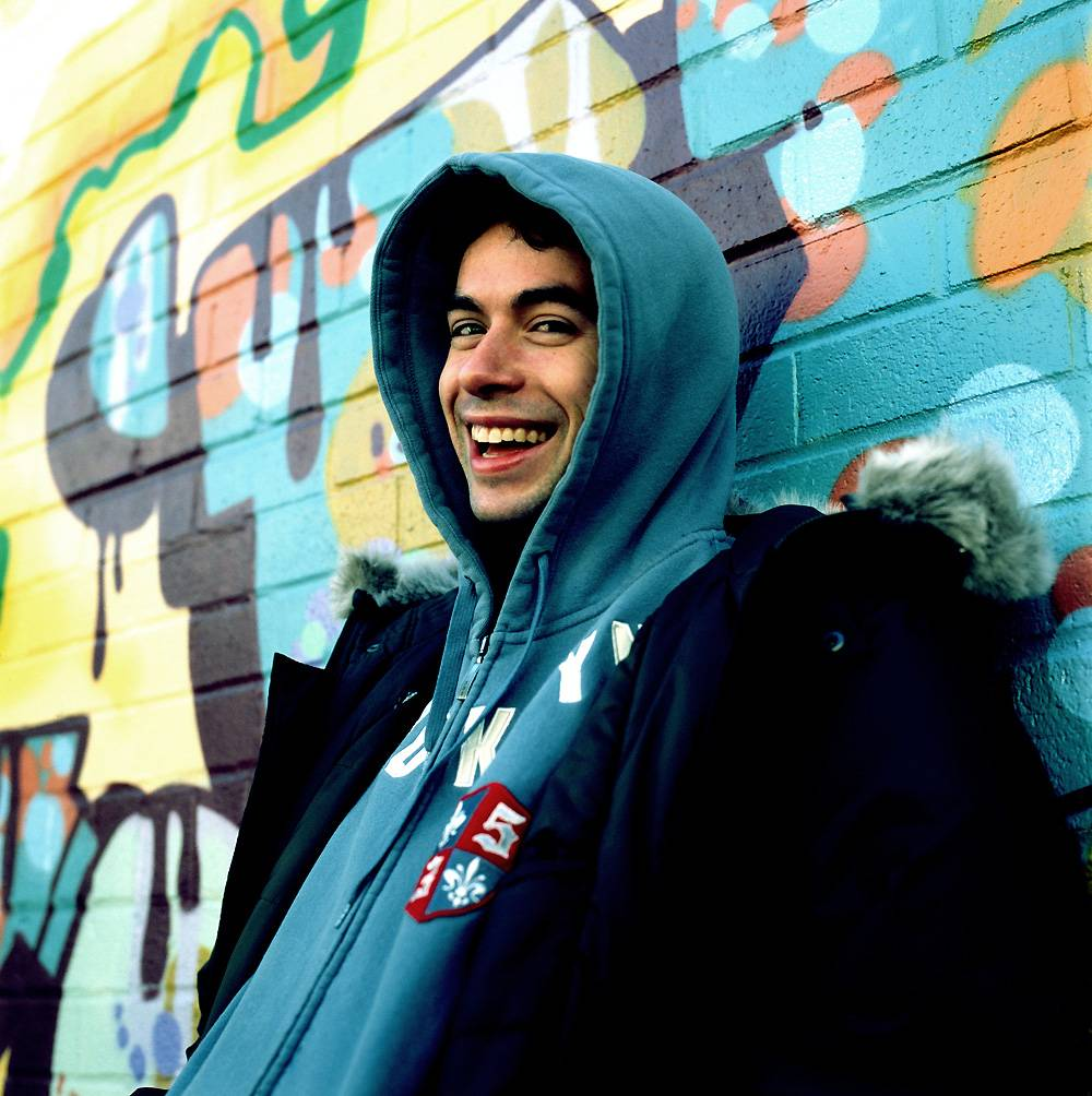 Disco D - DJ and beatmaker Disco D, who produced for 50 Cent, UGKand AZ, committed suicide on Jan. 23, 2007, after a long battle with the depression of his bipolar disorder.  (Photo: Tatiana Arocha/Ghostly International Records)