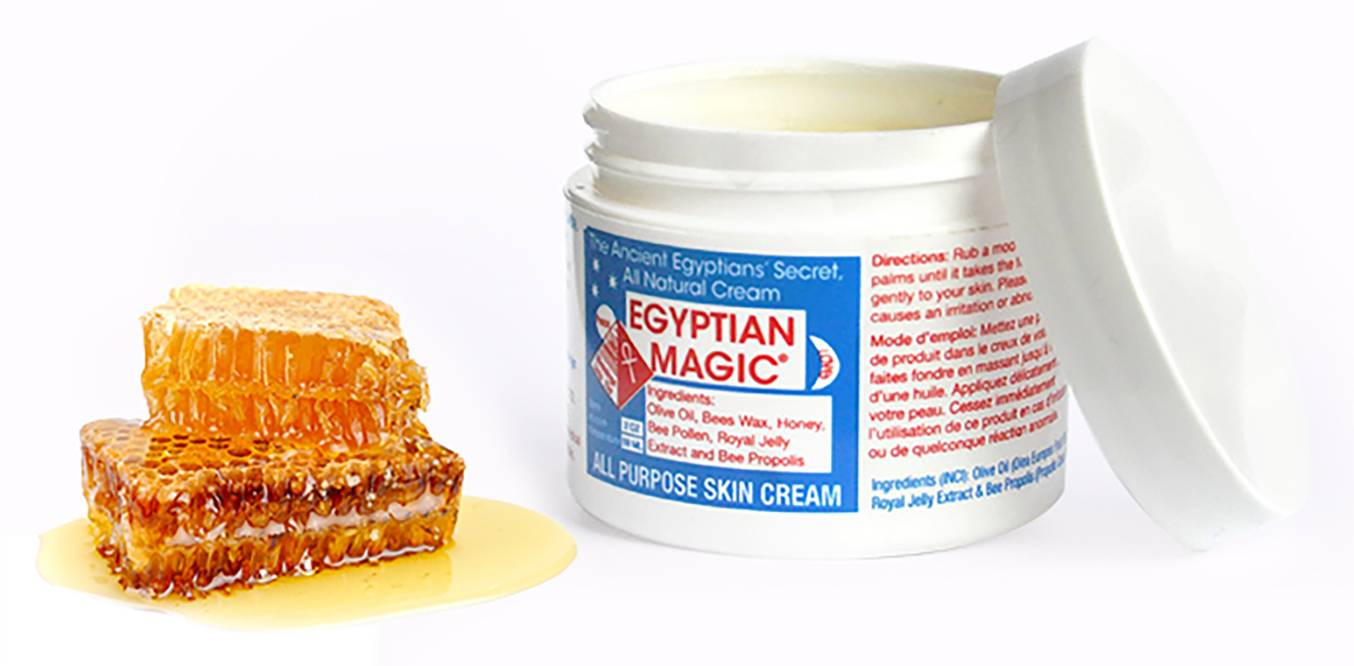Egyptian Magic - $26 ? This company only carries one product, but that's all they need because it's that good. This incredible moisturizer may be used for everything from a lip balm to healing cuts and wounds and stretch marks. Crafted with ingredients like olive oil, honey and beeswax, this product has achieved a cult-status following and endorsements from celebrities such as Rihanna and Rashida Jones.(Photo: Courtesy of www.egyptianmagic.com)