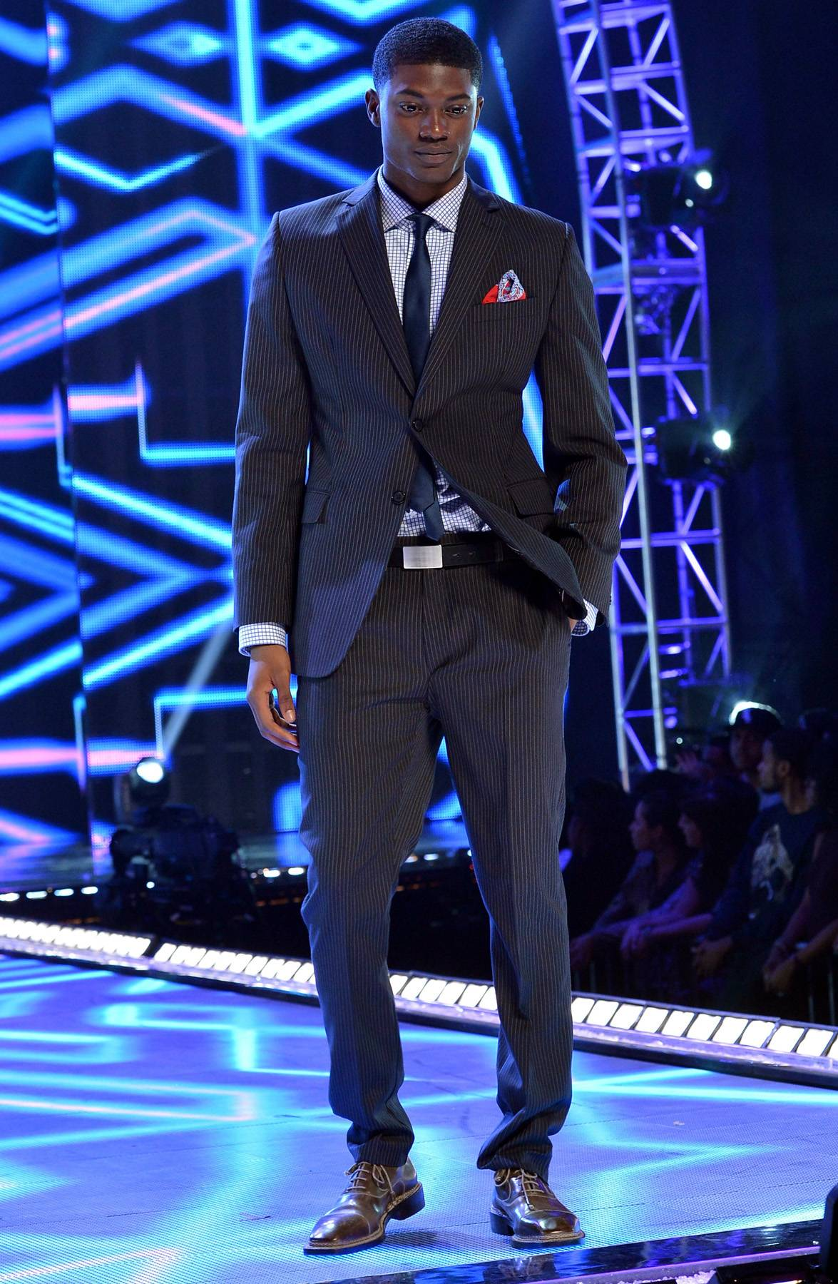 Yahrock Bates - (Photo by Rick Diamond/Getty Images for BET)