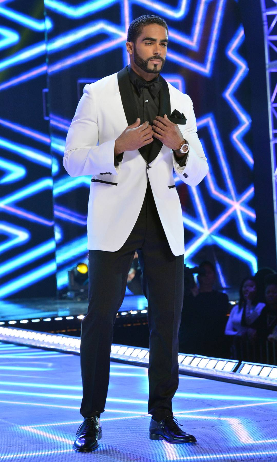 Royce Barrera - (Photo by Rick Diamond/Getty Images for BET)