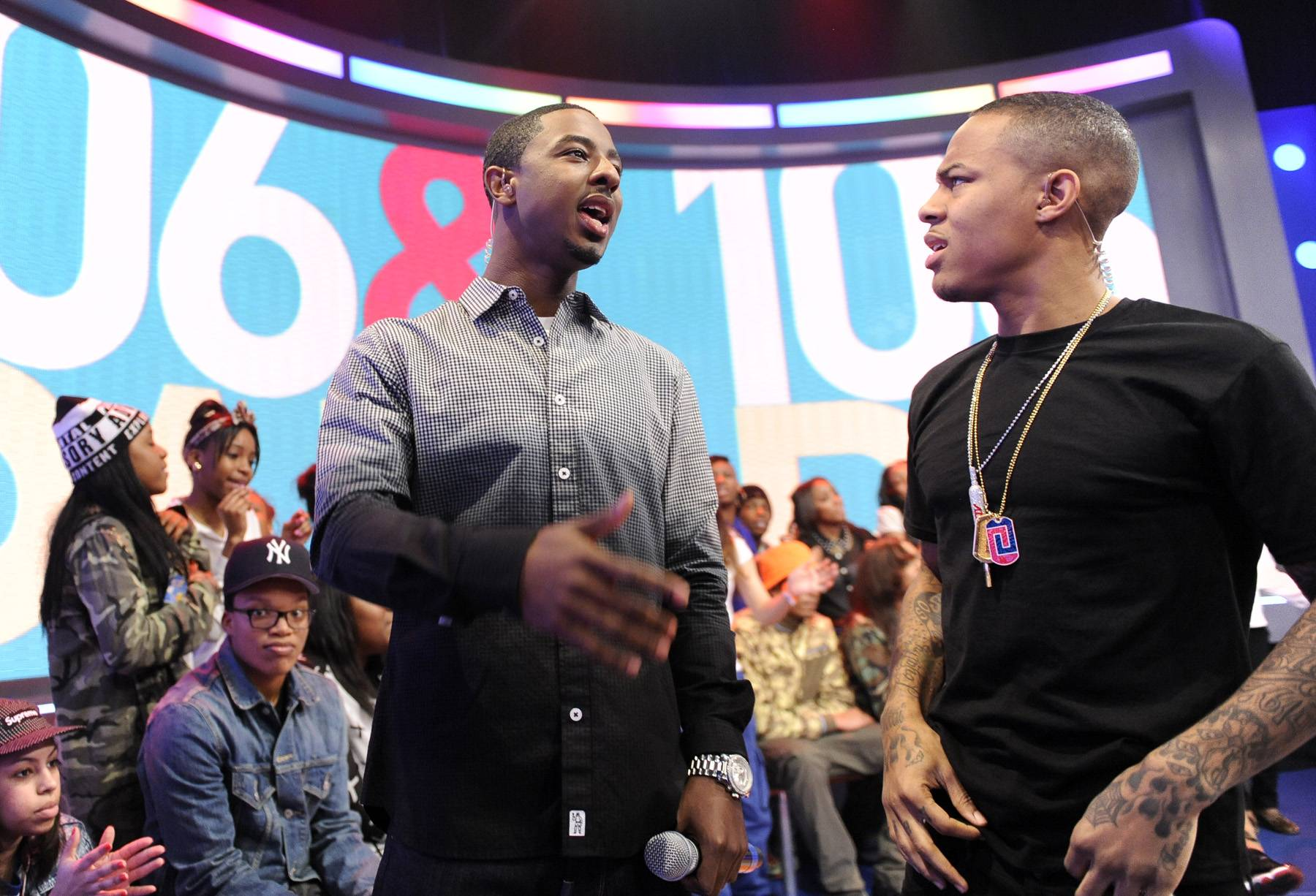 See That - 106 & Park, March 11, 2013. (Photo: John Ricard / BET)