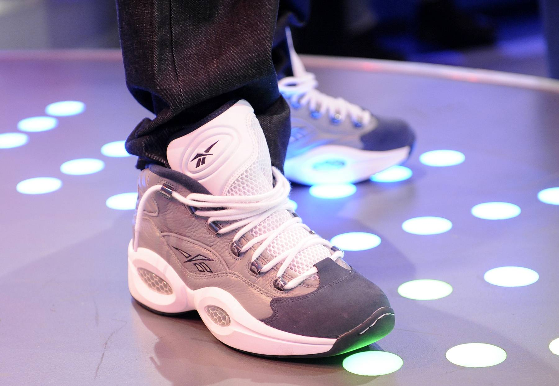 Laced Up - 106 & Park, March 11, 2013. (Photo: John Ricard / BET)