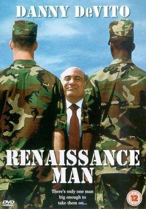 Reinassance Man - Kain continued his on-screen winning streak with the Danny DeVito led Reinassance Man in 1994.Watch #BLX: In New York With Khalil Kain(Photo: Touchstone Pictures)