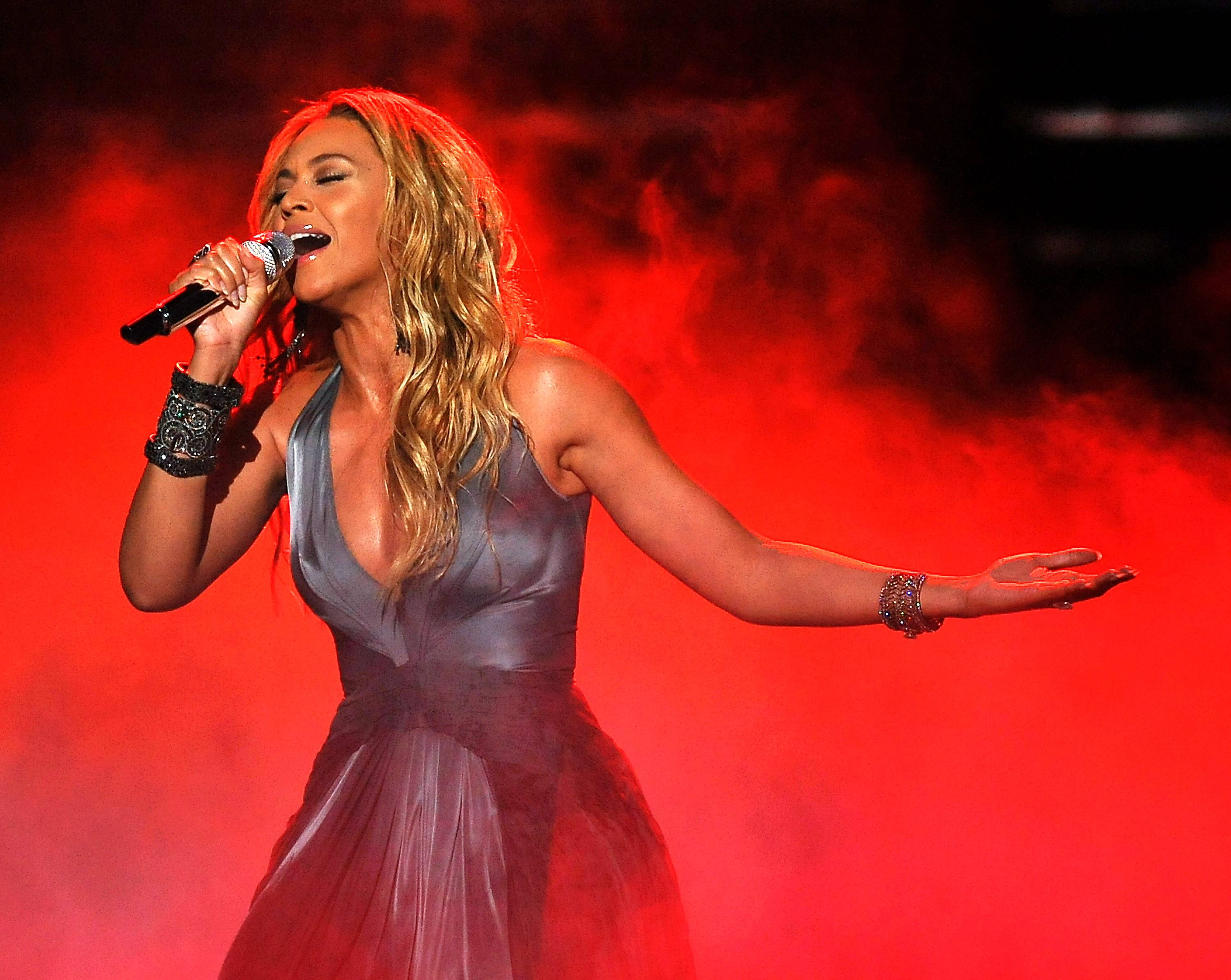 Beyonc? - Before she was the chart-topping, trend-setting superstar that she is now, Beyonc? Knowles appeared on Star Search as part of Girls Tyme?the group that would eventually become Destiny's Child.(Photo: Mark Davis/Fox/PictureGroup)