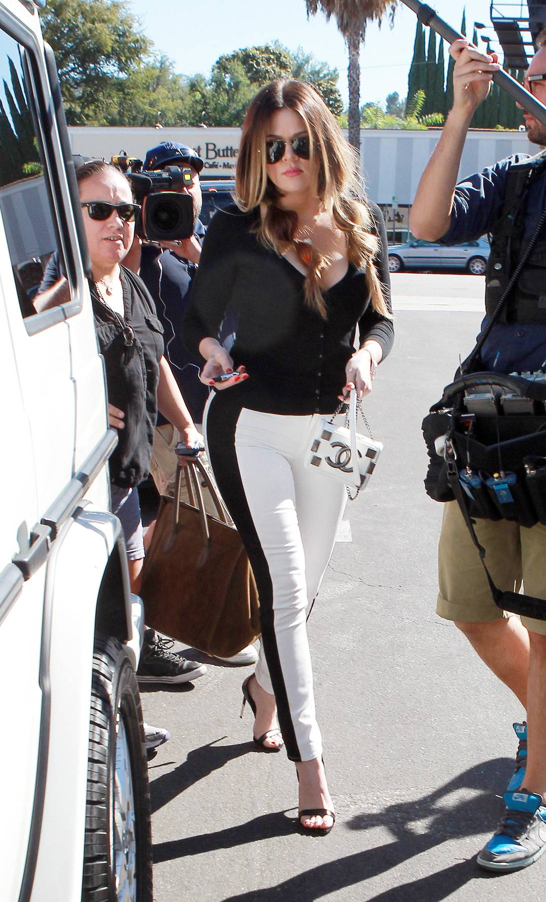 """Divorce Papers - After months of speculation, Kardashian filed for divorce in December. In the legal docs Kardashian cites """"irreconcilable differences.""""  She is also asking the judge to take Odom out of her name, so she is once again simply Khloe Kardashian.(Photo: WENN.com)"""