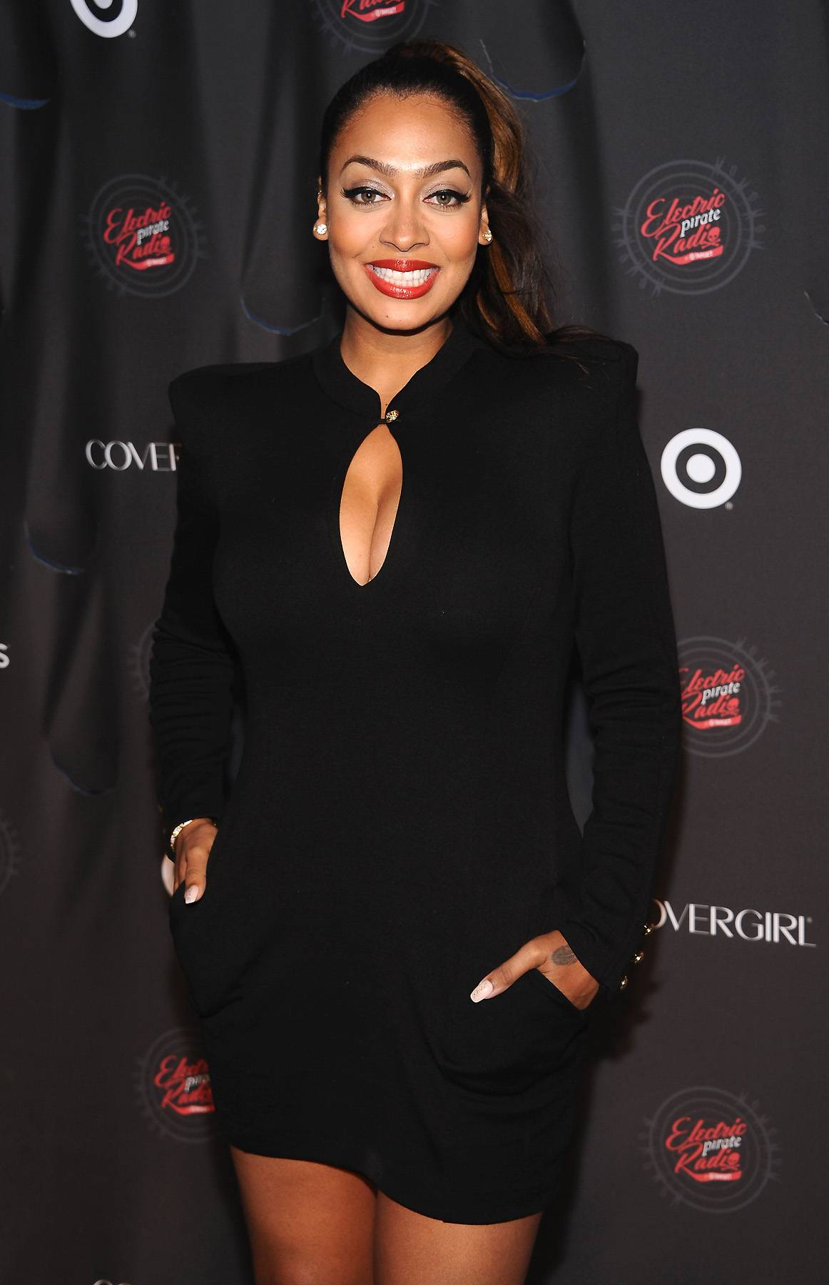 Letting Go - We finally got super busy superwomanLaLa Anthony to talk about her film Baggage Claim and her new projects on 106. Tonight at 6P/5C. (Photo: Gary Gershoff/Getty Images for Target)