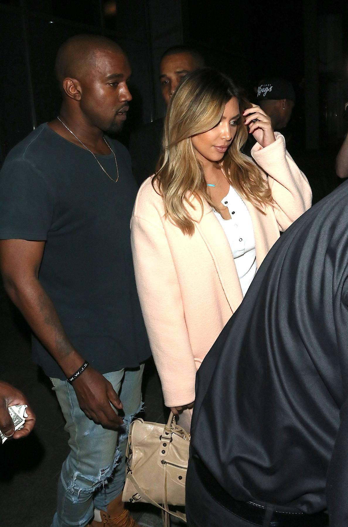 """Rave Reviews - Freedia isn't the only one winning.Kanye Westgave Kim Kardashiana great review and acknowledged that she""""was in a powerful enough situation where she could love me without asking me for money, which is really hard for me to find.?Sounds like 'Ye has found someone whom he trusts. Congrats!(Photo: W.A.B. / Splash News)"""