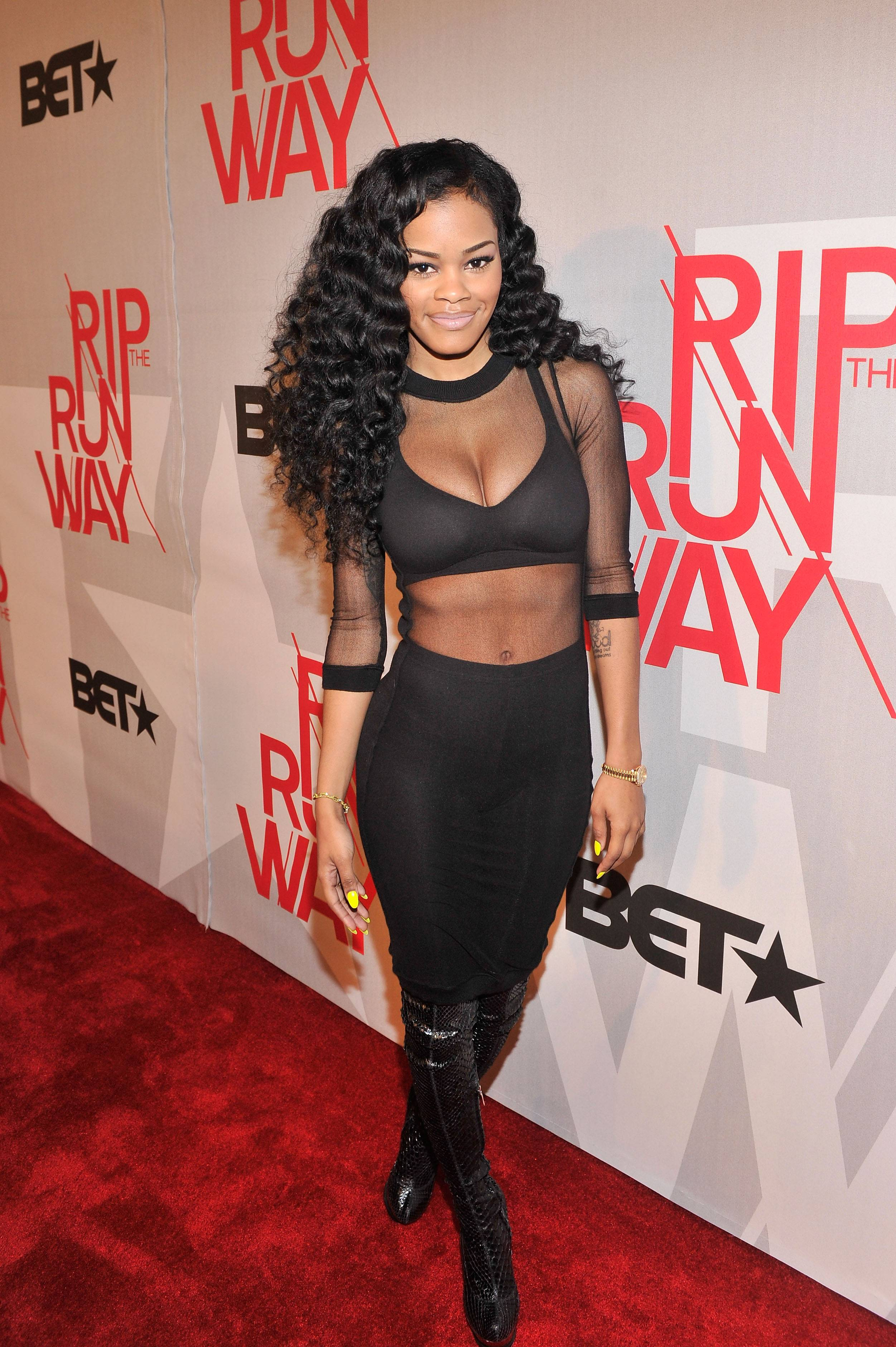 Teyana Taylor Officially Dropped - Rumors starting swirling the internet yesterday about Teyana Taylor being dropped from Reebok for her Twitter feud with Rihanna in September. After the two ladies took nasty jabs at one another, Teyana posted a photo of Rih's bruised face post the Chris Brown altercation from a few years back. Today, Reebok officially announced severing ties with the artist by telling MadameNoire.com the following:  ?We have ended our relationship with Teyana Taylor and do not have any upcoming product launches with her. ?All I can say is that adidas partners with athletes and artists who blend well with our brand values. We evaluate our relationships with partners based on the values we hold at adidas and we don?t condone violence of any kind.?Hopefully this is a lesson learned by all that using words in a private arena may be better than airing dirty laundry on...