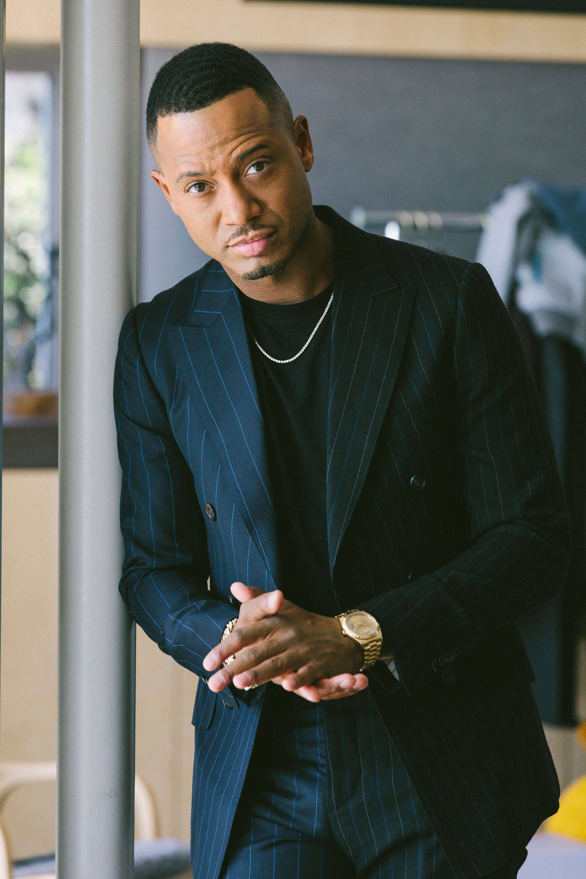 Host Terrence J - (Courtesy of JCE)
