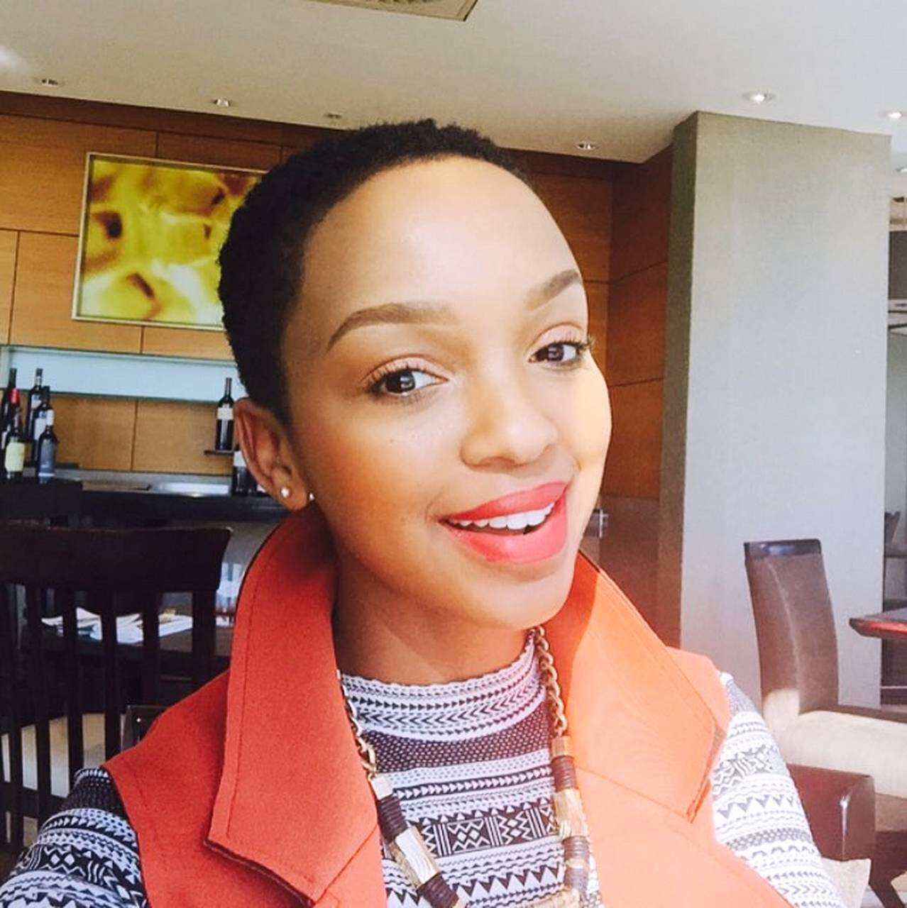 """Nandi Mngoma - Singer, actress and television presenter Nandi Mngoma rose to fame in 2011 when she released her first hit single, """"Tonight."""" With a new single called """"Dance"""" out and a video on the way, the gorgeous natural hair icon continues to juggle her many talents to this day. """"I love the saying,'Who was she and what did she do? She was herself and she did it all,'"""" Mngoma said in a 2013 interview. """"Unfortunately, I don?t know where it?s from but I find the message so important. I also believe that nothing is impossible to a winning heart.""""  (Photo: Nandi Mngoma via Instagram)"""