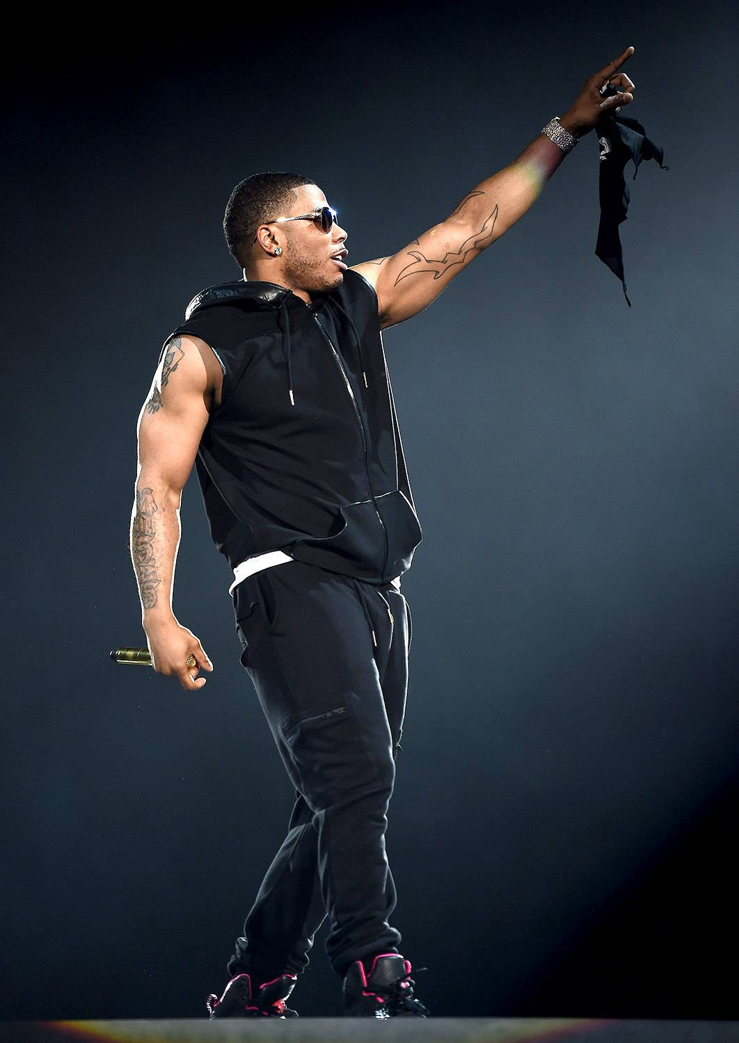 Nelly - The MC calls St. Louis his home, but the army brat was born in Austin, Texas. (Photo: Ethan Miller/Getty Images)