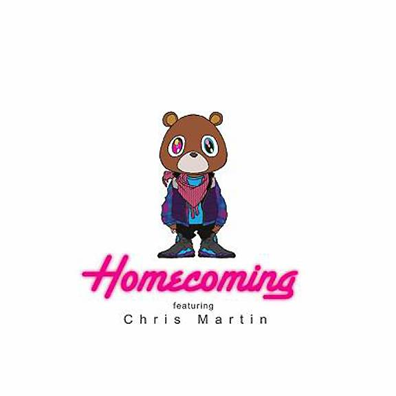 'Homecoming' by Kanye West - As much as we'd like to hate him for being so darn arrogant, no one does it quite like Yeezus. As soon as you here the piano's first note, you know it's an epic song.   (Photo: Def Jam Recordings)