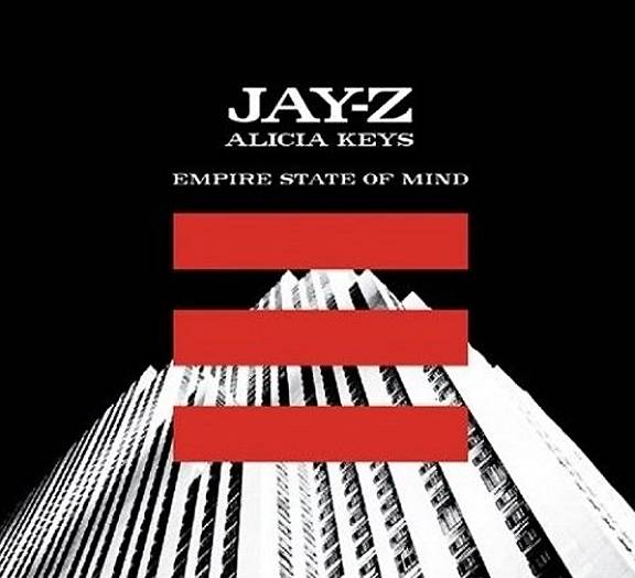 'Empire State of Mind' by Jay Z Featuring Alicia Keys - To think that Jay didn't even feel the song at first is crazy. We're lucky he came to his senses and got A. Keys on the track for a certified classic.   (Photo: Roc Nation/Atlantic Records)