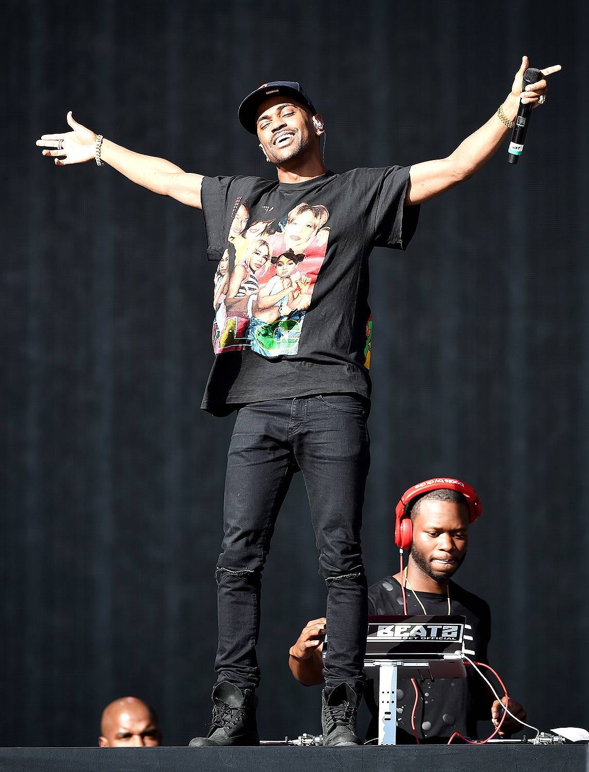 Big Sean - He does it for D-Town, but he'll always be a Santa Monica, California, boy. (Photo: Ethan Miller/Getty Images)