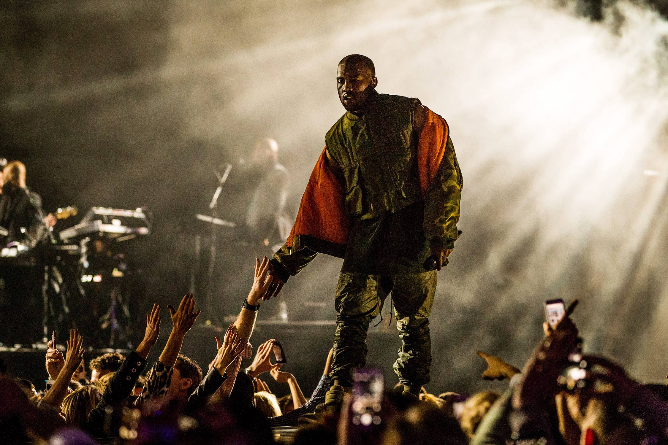Kanye West - Kanye reps Chi-City, but was born in A-Town.  (Photo: Christopher Polk/Getty Images for DirecTV)
