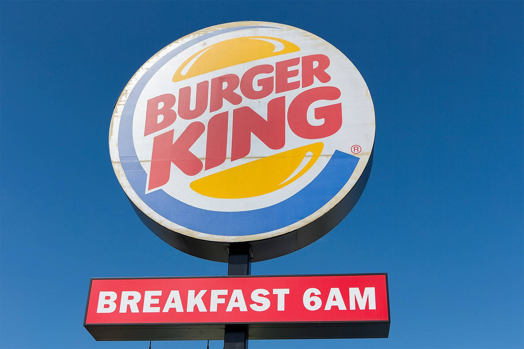 3. He Owns Mad Burger Kings - This is a recent development but apparently Breezy is a franchisee and owns 14 of their establishments. (Photo: Dave Rowland/Getty Images)