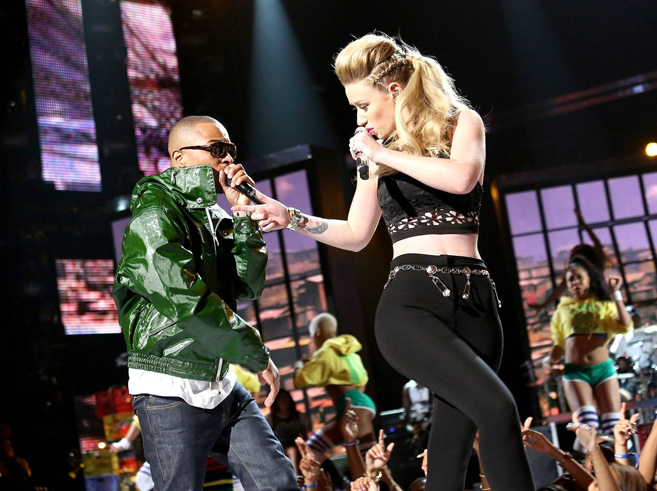 Iggy and Tip