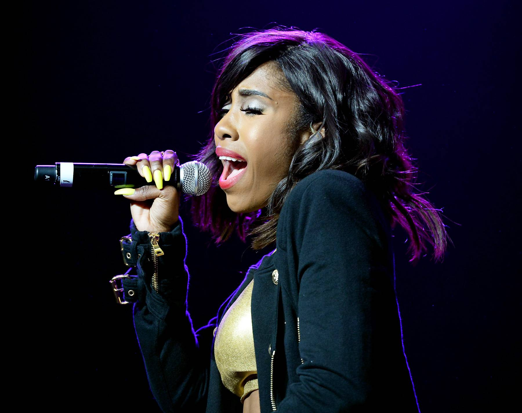 Sevyn Streeter - (Photo: Earl Gibson/BET/Getty Images for BET)