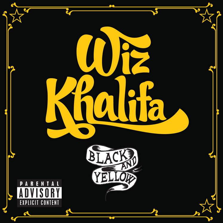 """""""Black and Yellow"""" Wiz Khalifa - Wiz Khalifa's breakout hit triggered tons of fellow MCs to create their own remix. Who knows if it was the catchy hook of """"Black and Yellow,"""" or its beat, or even its malleable title, but something got people going. What resulted were anthems that ranged from Lil Wayne's """"Green and Yellow"""" to Fabolous's """"White and Navy"""" to Serius Jones's """"Black and Ghetto.""""(Photo: Atlantic Records)"""