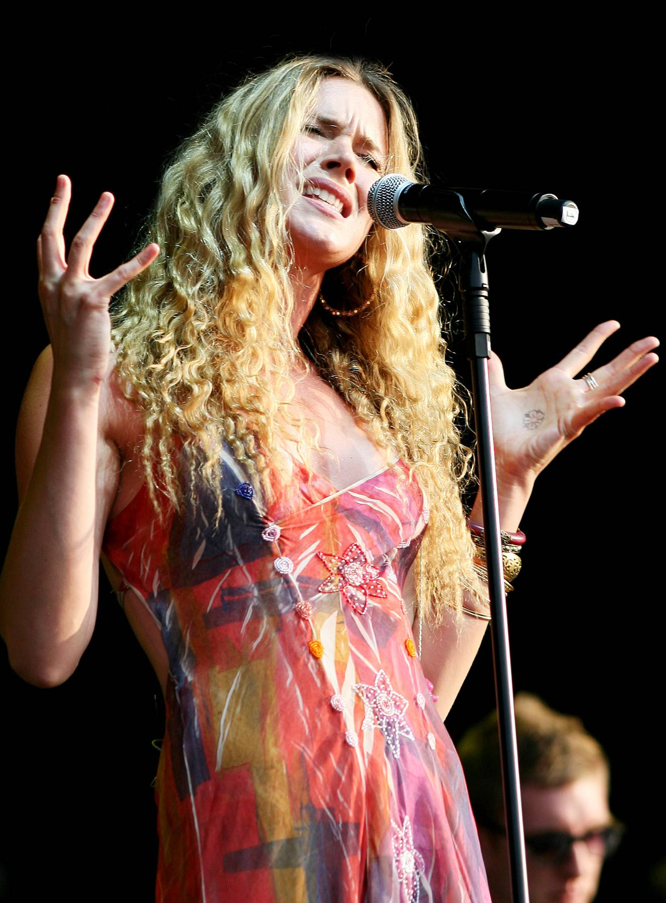 Centric Certified: Joss Stone - This British R&B vocalist made a huge splash at age 16 and has been delivering her powerful, vintage and soul-based sound ever since.  (Photo: Harry Herd/Redferns via Getty Images)