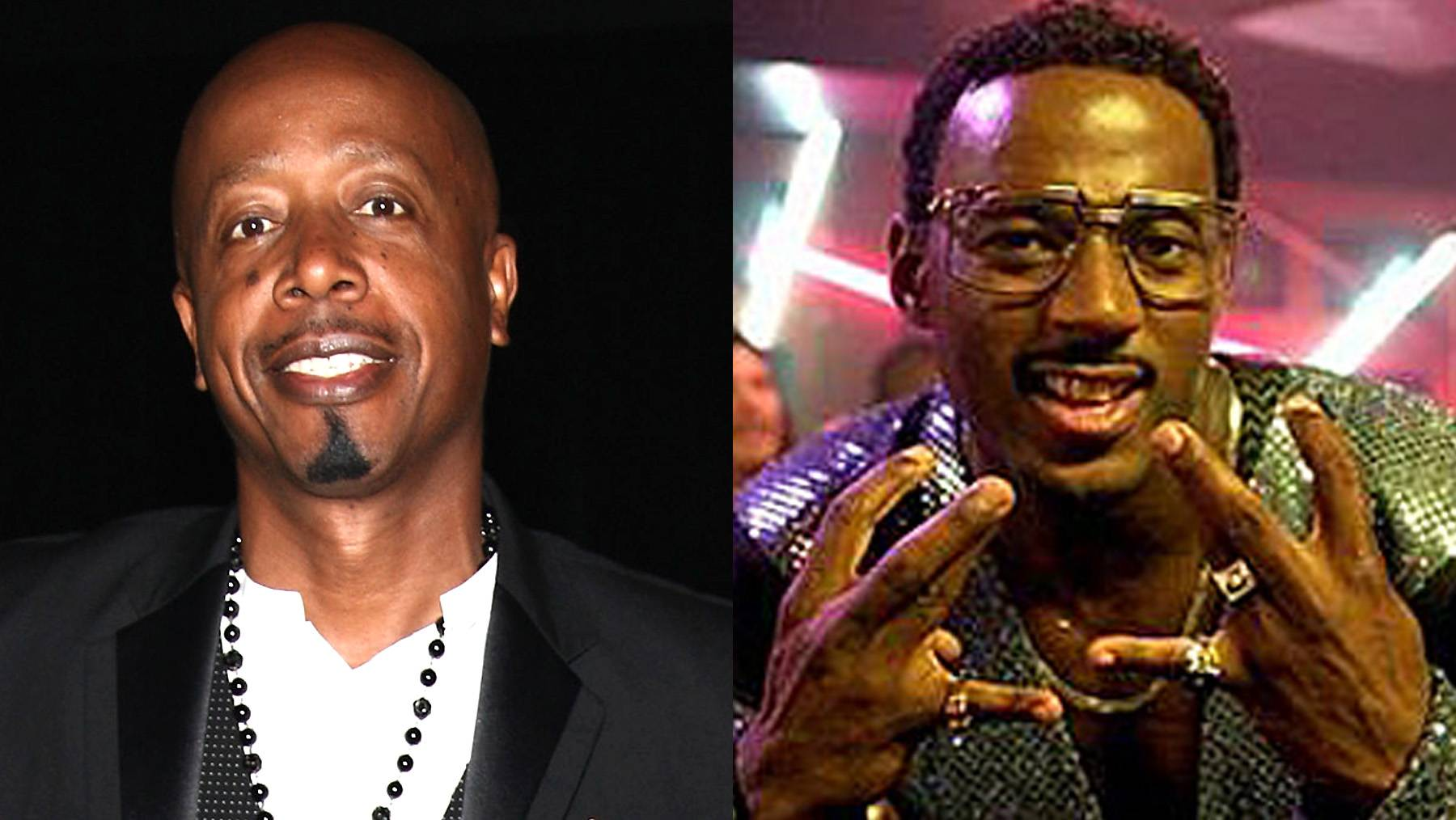 Too Legit: The MC Hammer Story - Think Like a Man actor Romany Malco put on the parachute pants and Cazal glasses for this 2001made-for-TV flick. It follows the veteran rapper's career from a bat boy for the Oakland A's to headlining arenas across the country. Italso covers his financial woes and his tenure rolling with Death Row Records.(Photos from left: Paul Zimmerman/Getty Images for TechCrunch/AOL, VH1)