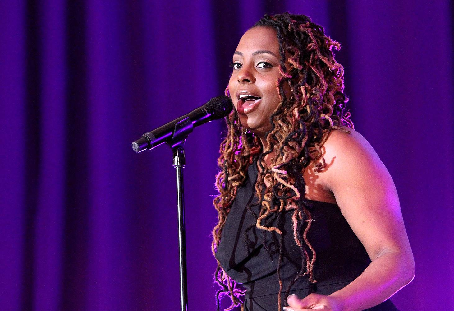 Ledisi - When jazz meets R&B, the vocals of Ledisi shines bright and reigns supreme. That?s the effect that her The Truth LP has with a sound that draws listeners in and keeps them hooked for the duration.(Photo: Maury Phillips/WireImage)