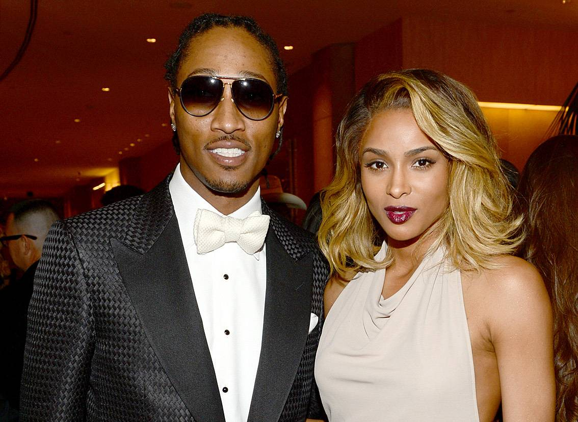 Ciara and Future Together Again? - Rumor has it that Ciara and Future are living together again and trying to make their relationship work for the sake of their new son. We'll have to wait and see how this unfolds.  (Photo: Larry Busacca/Getty Images for NARAS)