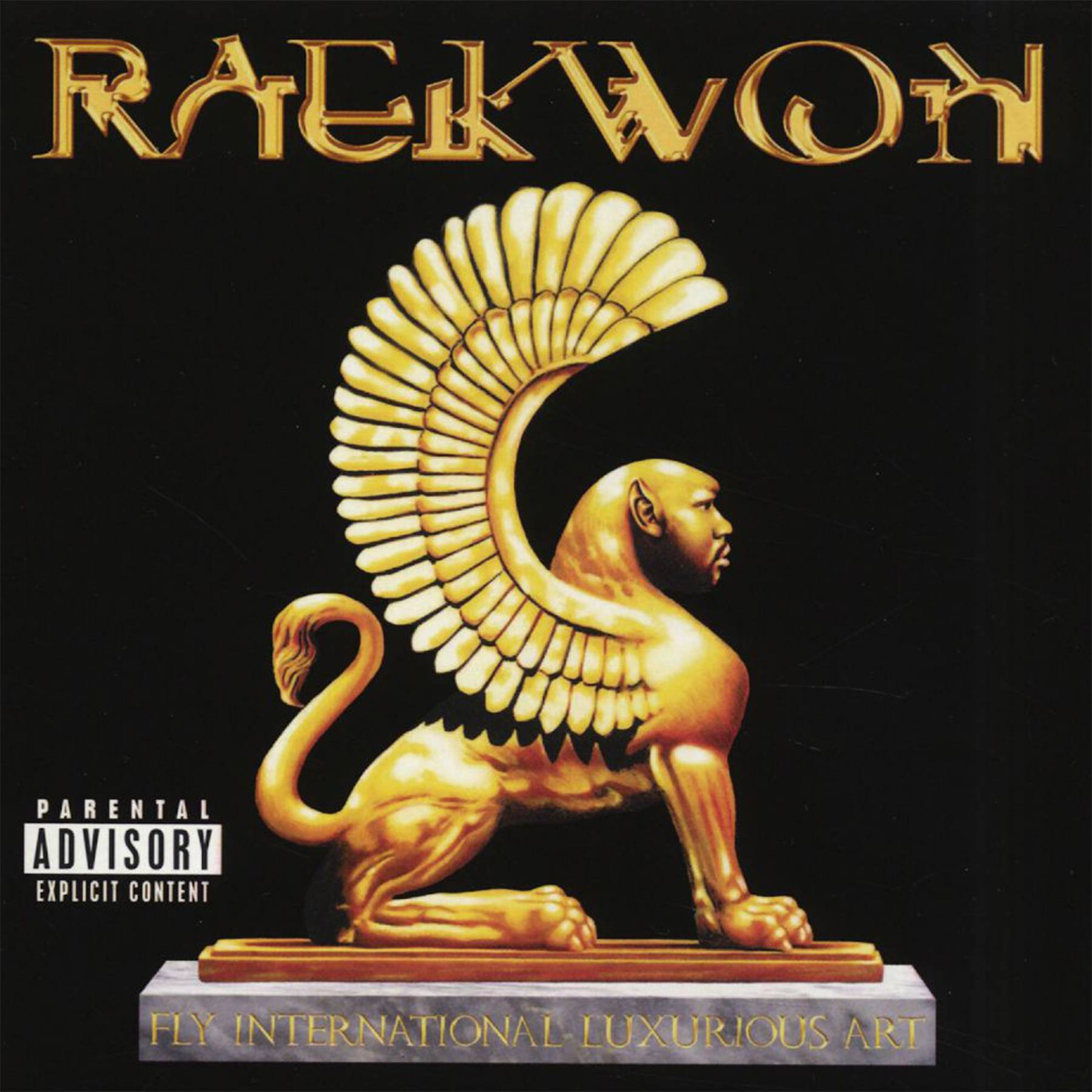 """19. Raekwon ? Fly International Luxurious Art (2015) - The Chef splits the difference between his rugged instincts and his commercial ambitions. Sure, it may take some longtime off-guard to hear Raekwon hit the booth with the linear likes of 2 Chainz, French Montana, and Rick Ross. Their inclusion, however, allows the studied emcee to showcase a more diverse musical palette, uneven moments and all. """"Guns eclectic, flips perfected/Boats flying in, every brake's inspected/The clique's connected, everybody wrist and neck lit,"""" he swings on the Snoop Dogg-featured """"1,2,1,2."""" Like his Wu brother-in-spirit Ghostface (who is featured on the diabolical """"4 in the Morning""""), he's aged quite gracefully. (Photo: Ice H2O / Caroline Records)"""