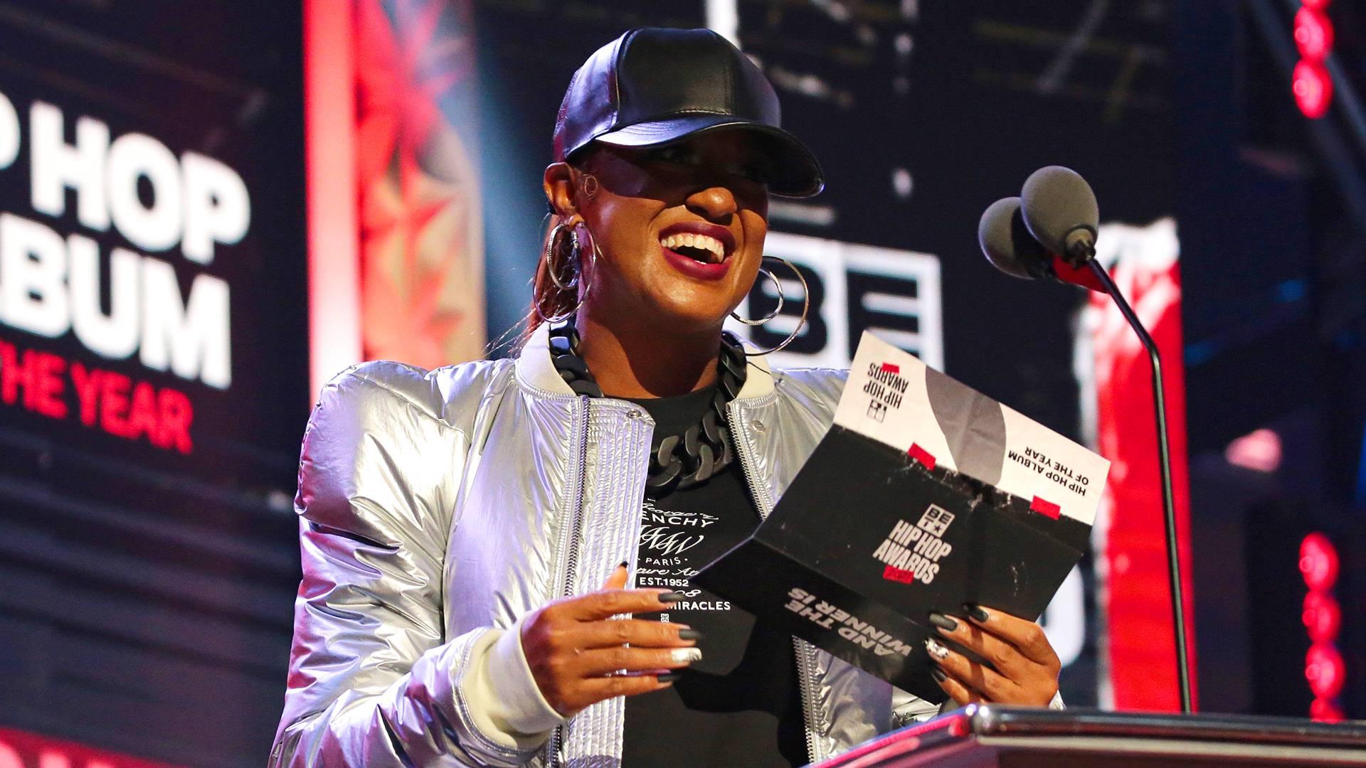 BET Hip Hop Awards 2021   Rapsody Highlight   1920x1080