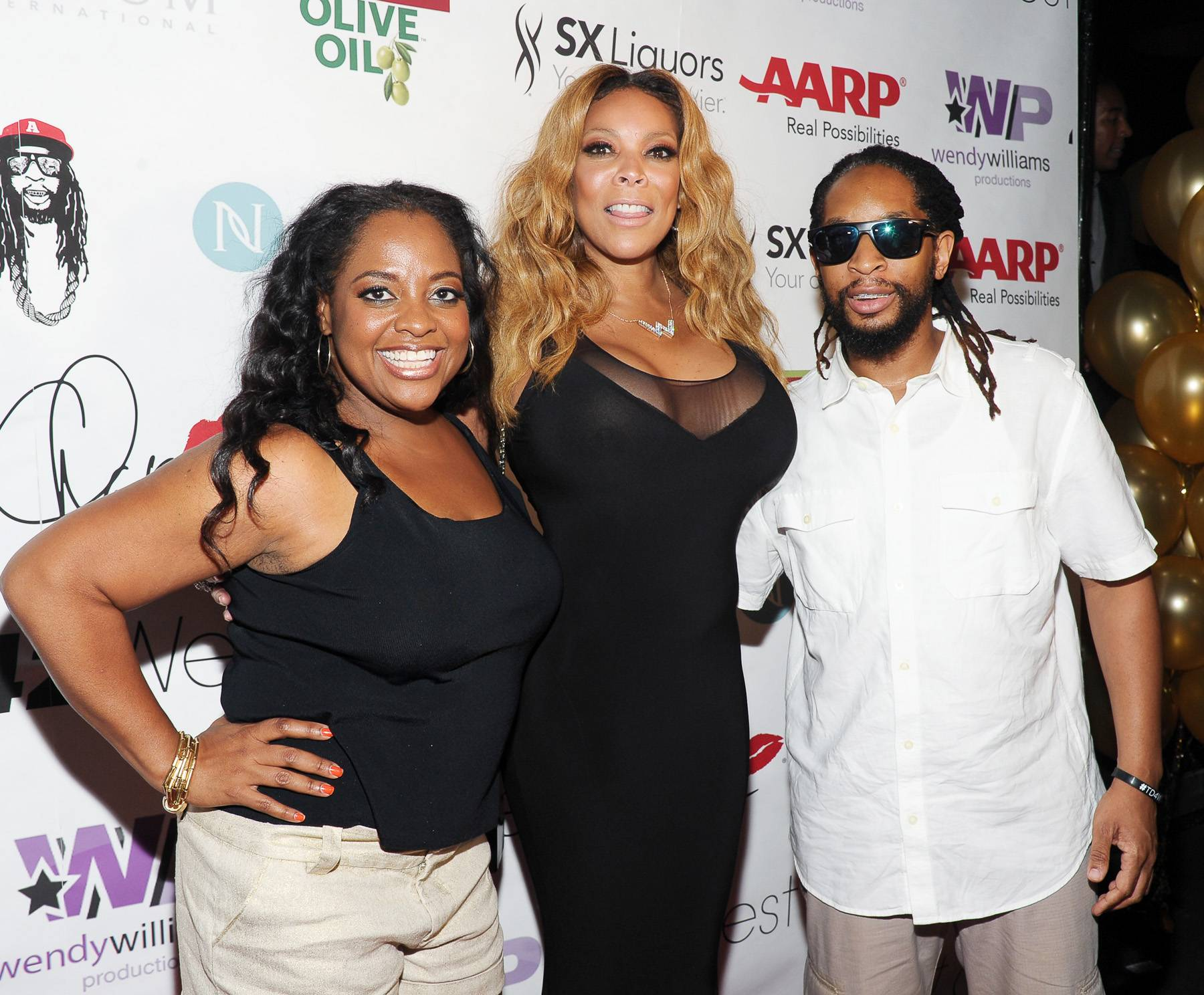 Wendy Is 50!  - Wendy Williams is 50 and fabulous! The Queen of All Media has been celebrating all month but the official bash took place last night in NYC. Guests like Shad Moss, Sherry Shepherd and Chaka Khan came out to show her some love.(Photo: Rommel Demano/Getty Images)