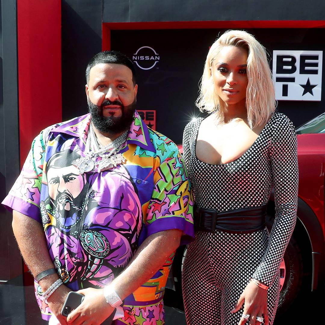 BET Awards 2021   Red Carpet Flipbook DJ Khaled/Ciara   1080x1080