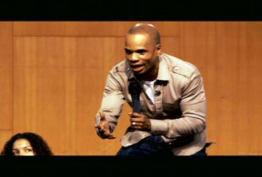 """Kirk Franklin - Kirk Franklin appears on BET's """"Baldwin Hills"""" where he's a mentor to a few of the young residents of the L.A. neighborhood."""
