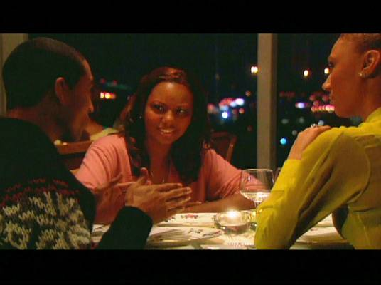 Double Date - Ashlie and Christian go to dinner with Ally and Lamar.