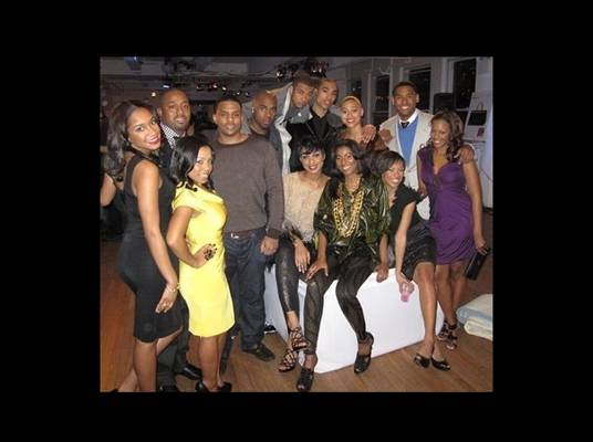 """Harlem Heights - See more of the beautiful people each week when you tune in to """"Harlem Heights."""""""