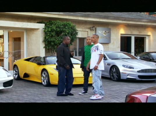 T.I. - In season three, rap artist T.I. was spotted in a scene with Chasen and his father, who was helping Gerren launch a T-shirt line.