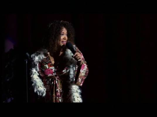 Kim Wheatley - Comedian Kim Wheatley participated in the Divas Simply Singing event in season three.