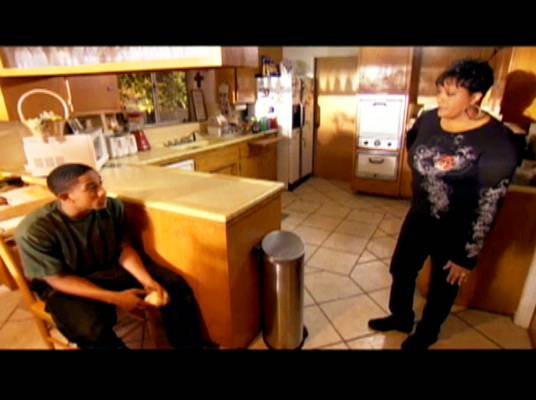 Sweet Talker - Kenny tries to persuade his mother to let him go to Vegas.