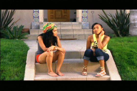 Sister Girls - Seiko and Staci shoot the breeze and talk about their lives.