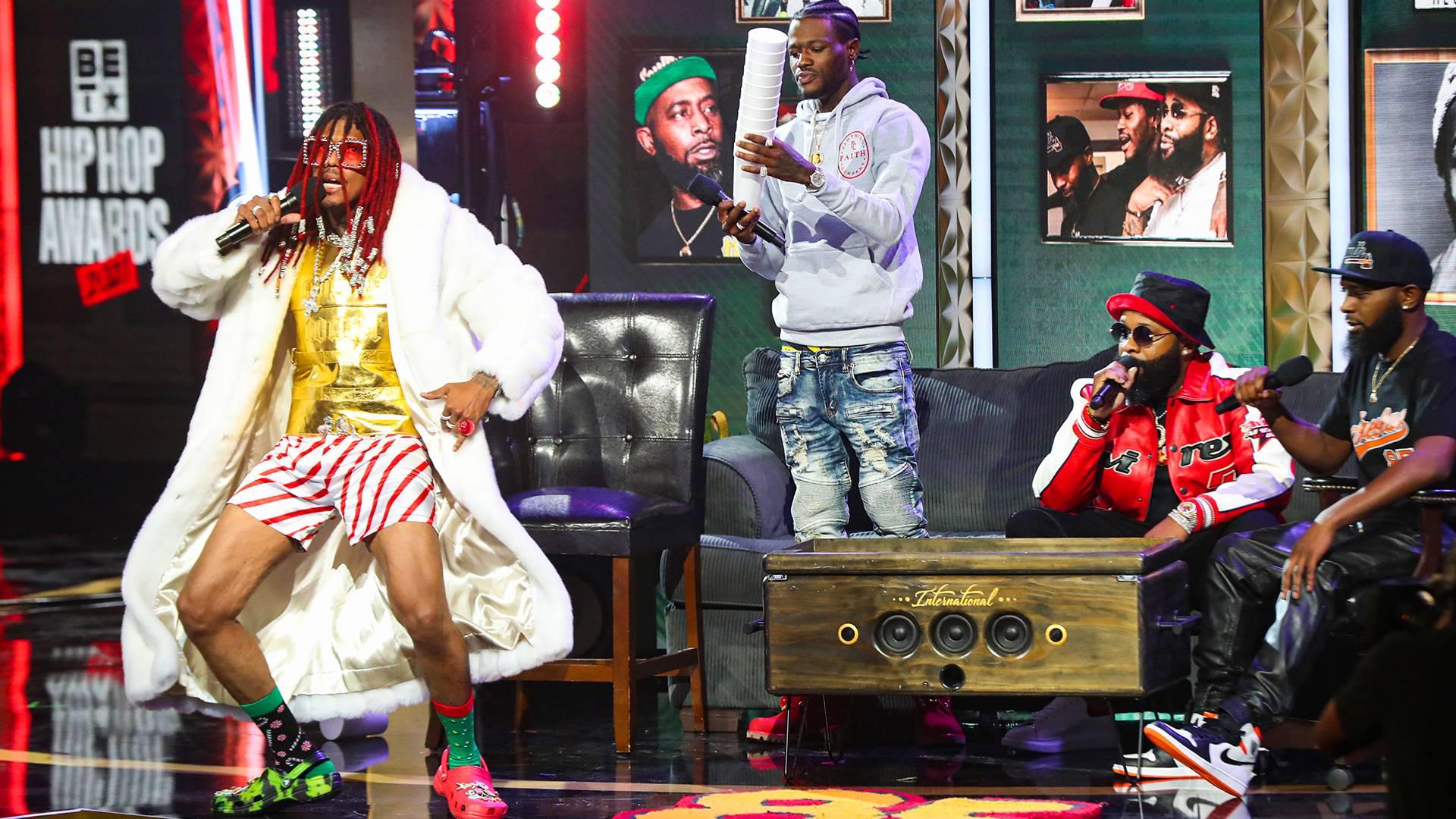 BET Hip Hop Awards 2021   Nick Cannon Highlight   1920 x 1080