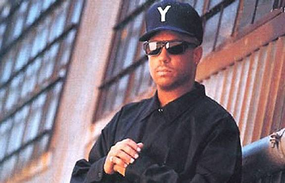 28. DJ Yella - DJ Yella (center) may be quiet and understated, but his contributions as founding member, DJ and co-producer for gangsta-rap pioneers N.W.A. speak volumes. His tasteful cuts and production contributions alongside Dr. Dre anchored the group?s game-changing albums?as well as later hits from Bone Thugs N Harmony, the D.O.C. and JJ Fad.(Photo: DJ Yella/Facebook)
