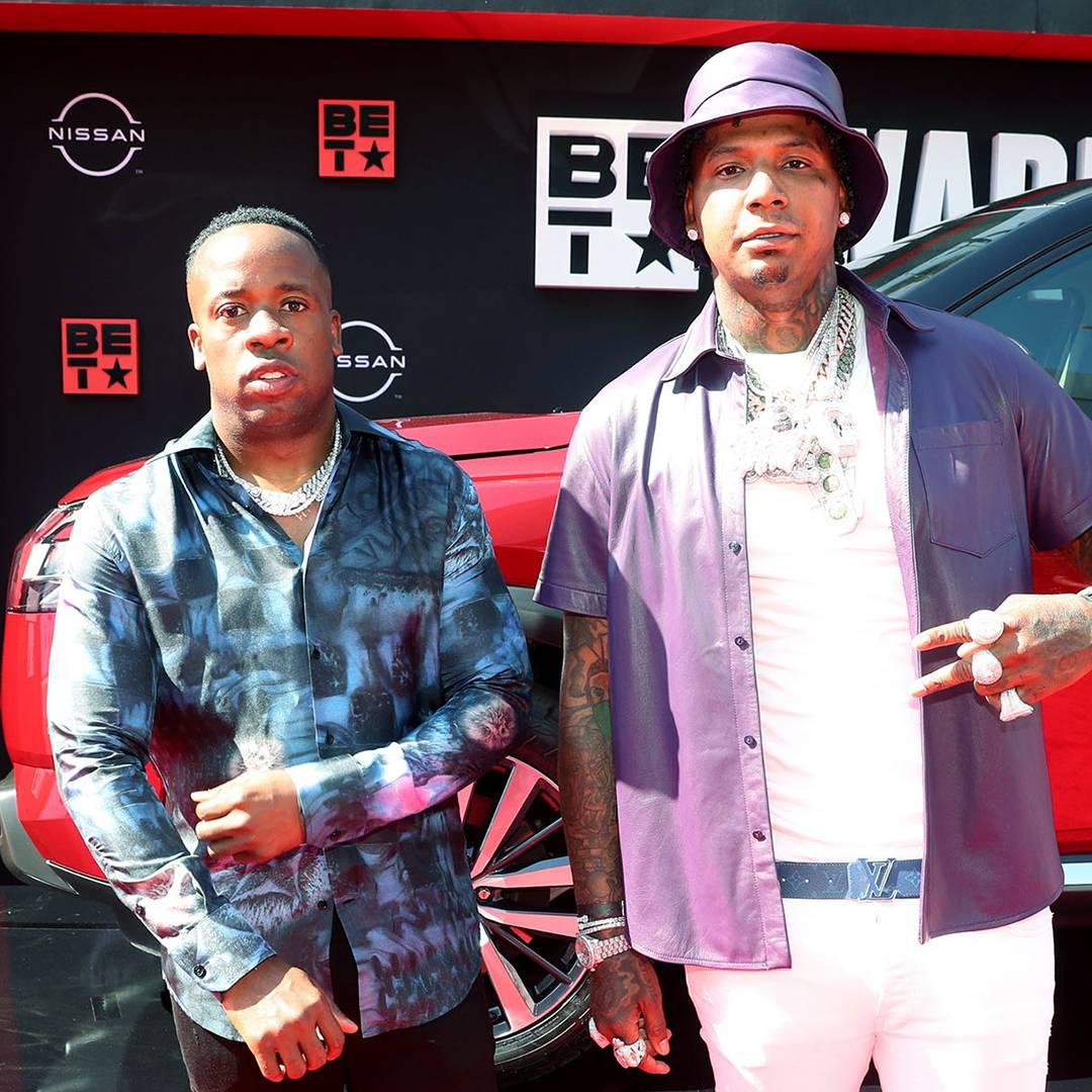 BET Awards 2021   Money Bagg & Yo Gotti   1080x1080