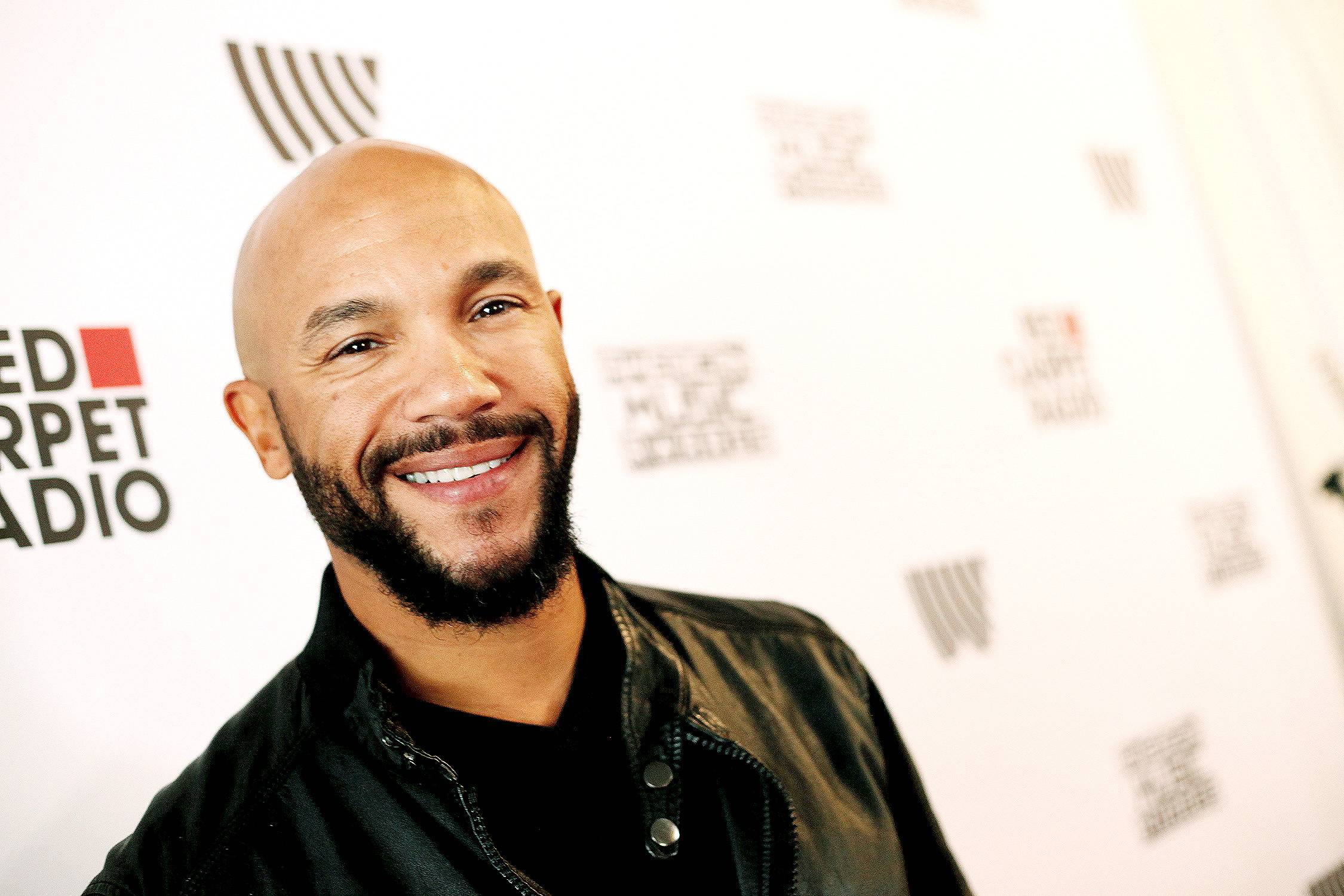 The Real Stephen Bishop  - Actor Stephen Bishop also stars in the TV Movie With This Ring alongside Regina Hall, Jill Scott and Eve. (Photo: Tommaso Boddi/Getty Images for DCP)