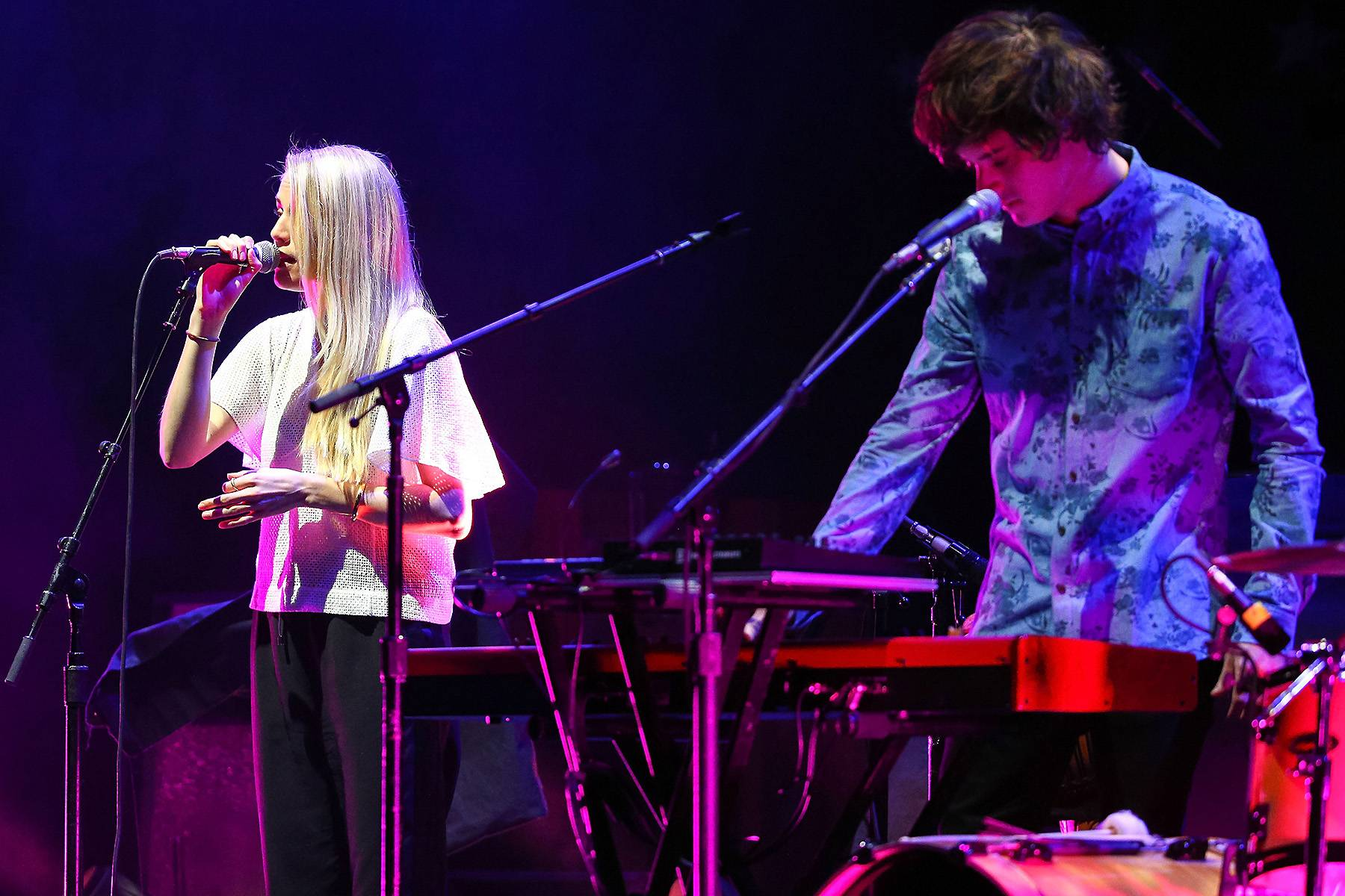 'Sights' by London Grammar - This set the tone for when Mark revealed his break up with Eric to Mary Jane.   (Photo: Imeh Akpanudosen/Getty Images)