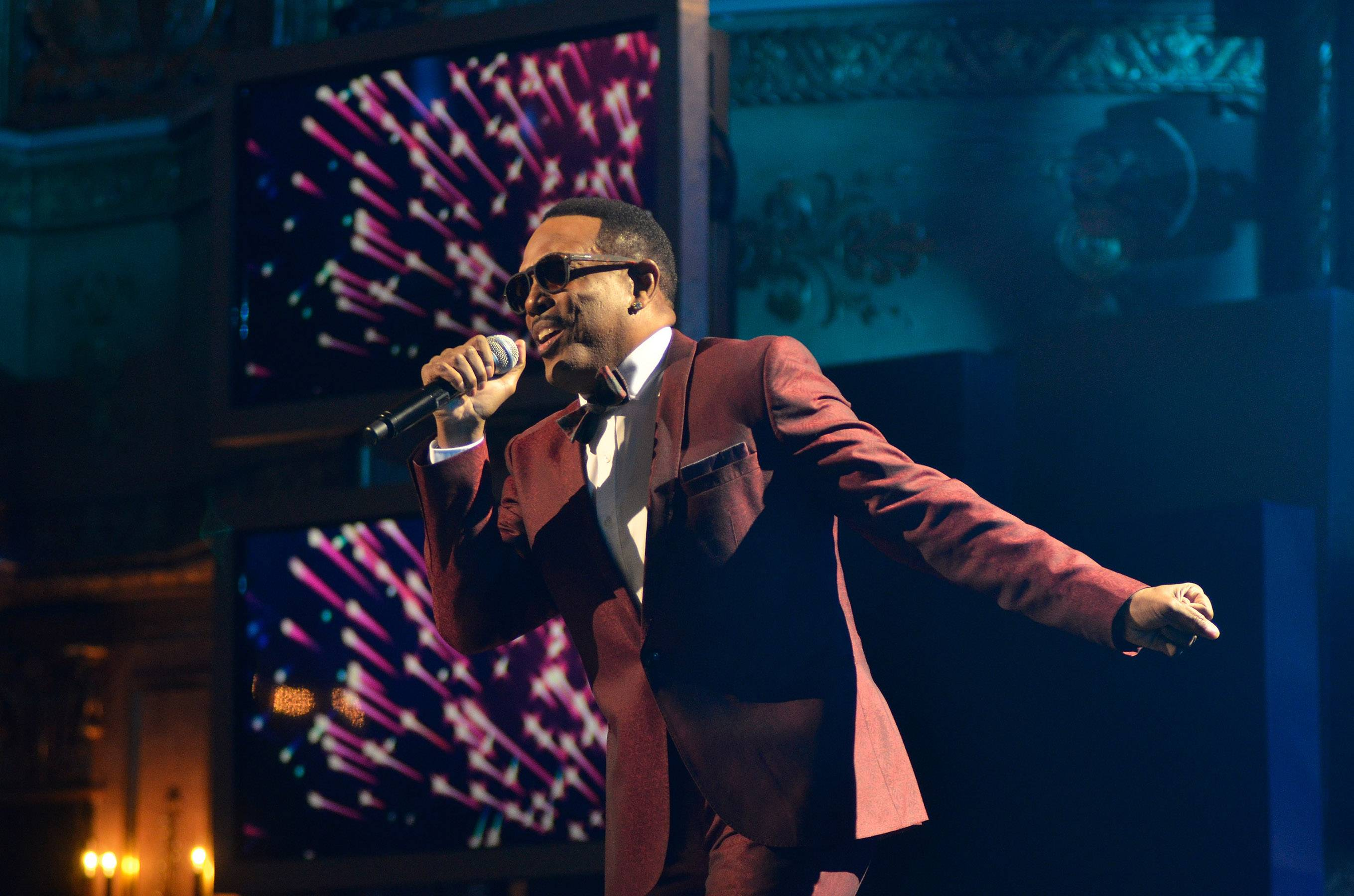 """Uncle Charlie  - Singer Charlie Wilson bangs out a stellar performance of """"Bound 2"""" and some new music from his upcoming album Forever Charlie. (Photo: Kris Connor/BET/Getty Images for BET)"""